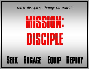 Mission Disciple Logo